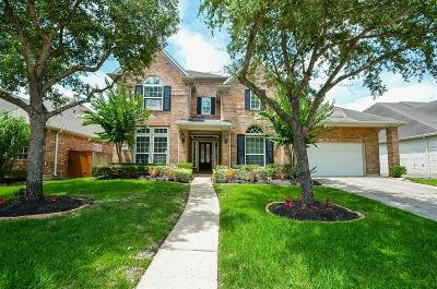 Humble Single Family Home For Sale: 7319 Emerald Glade Lane