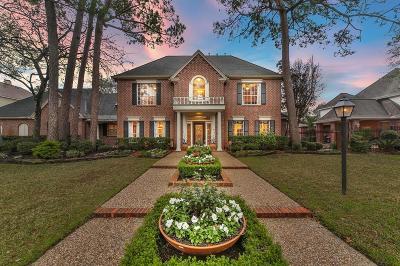 Houston Single Family Home For Sale: 5115 Graystone Lane