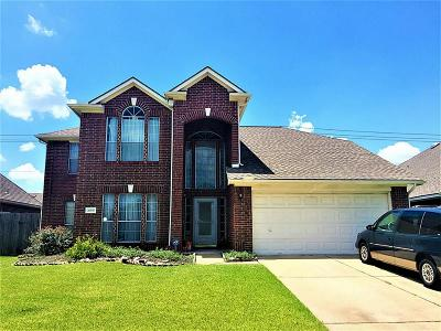 Friendswood Single Family Home For Sale: 16910 Ship Anchor Drive