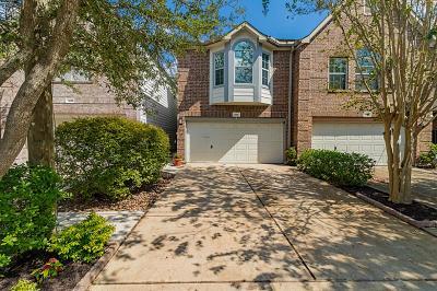 Houston Condo/Townhouse For Sale: 1608 Cohn Street