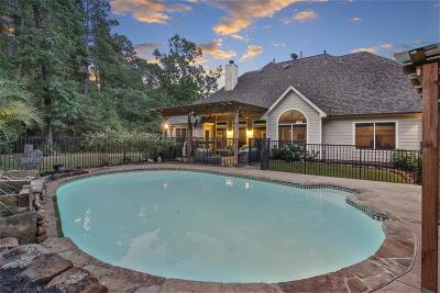 Montgomery Single Family Home For Sale: 8893 Forest Lake Drive
