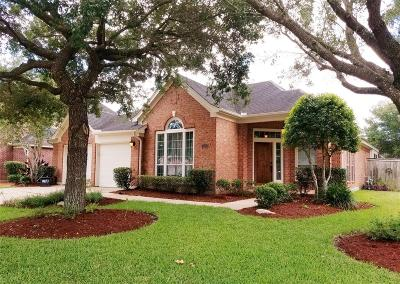 Fort Bend County Single Family Home For Sale: 21927 Maybrook Court