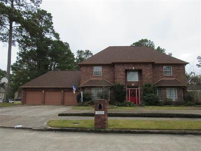 Baytown Single Family Home For Sale: 3409 Del Norte Drive