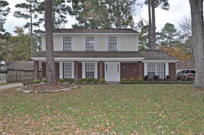 Kingwood Single Family Home For Sale: 2615 Silver Falls Drive