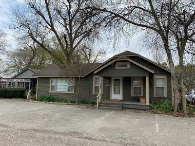 Tomball Single Family Home For Sale: 308 E Main Street #B