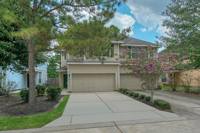 The Woodlands Condo/Townhouse For Sale: 195 W Stedhill Loop