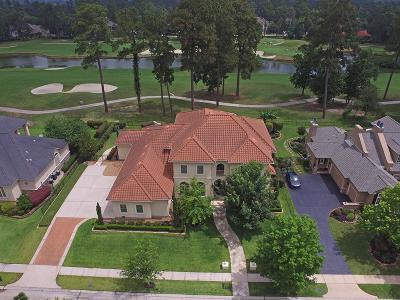 Houston Single Family Home For Sale: 22 Golf Links Court