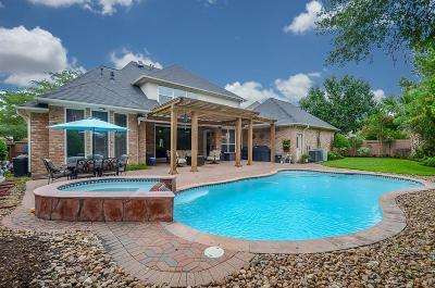 Houston Single Family Home For Sale: 13206 Shermons Pond