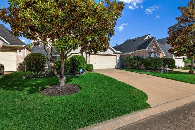 Tomball Single Family Home For Sale: 15943 Pleasant Green Circle