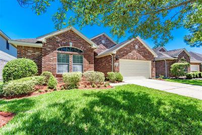 Rosharon Single Family Home For Sale: 14213 Spring Knoll Lane