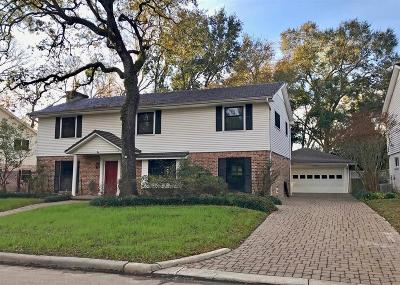 Houston Single Family Home For Sale: 14623 Bramblewood Drive