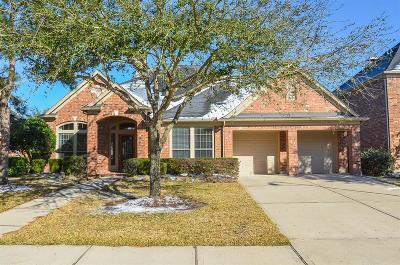 Katy Single Family Home For Sale: 26310 Alpine Rose Lane