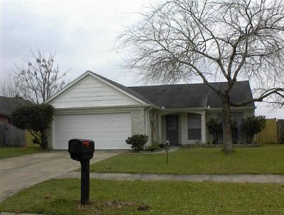 Katy Single Family Home For Sale: 6710 Prairie Village Drive