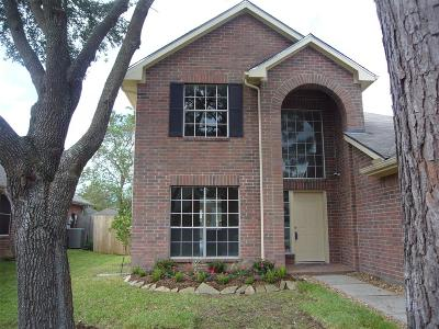 Tomball Single Family Home For Sale: 12238 Cypress Shores Drive
