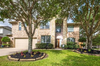 Katy Single Family Home For Sale: 6002 Prescott Run Lane