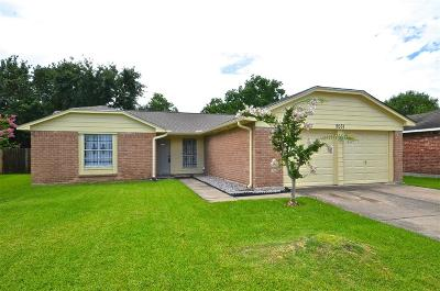 Missouri City Single Family Home For Sale: 2031 Highcrest Drive