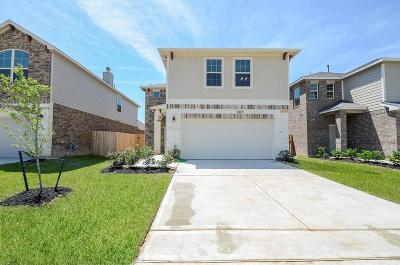 Katy Single Family Home For Sale: 23415 Briarstone Harbor Trail