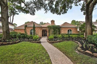 Houston Single Family Home For Sale: 1910 Roanwood Drive