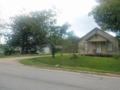 Willis Multi Family Home For Sale: 310 & 312 Powell Street