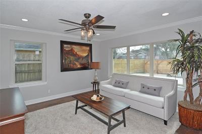 Houston Single Family Home For Sale: 211 Moody Street