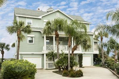 Galveston Single Family Home For Sale