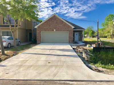 Houston Single Family Home For Sale: 4302 Maggie Street