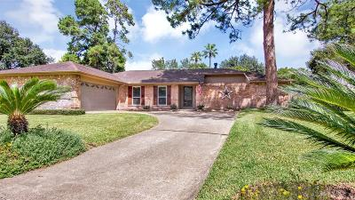 Houston Single Family Home For Sale: 12306 Campos Drive