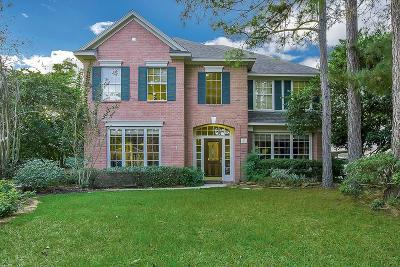 The Woodlands Single Family Home For Sale: 27 Merit Woods Place