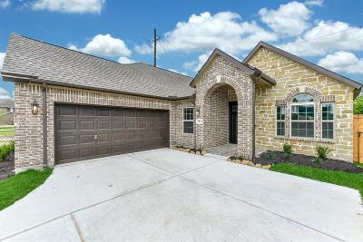 Manvel Single Family Home For Sale: 3313 Flagstone Drive