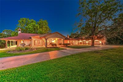 Single Family Home For Sale: 1043 Fm 1011 Road