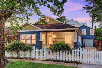 Houston Single Family Home For Sale: 705 E 14th Street