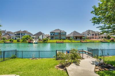 Cypress Single Family Home For Sale: 17823 Sugarloaf Bay Drive