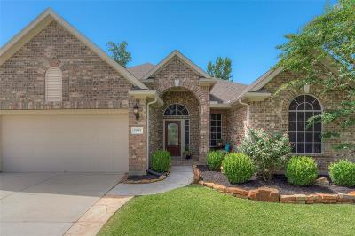 Spring Single Family Home For Sale: 25207 Whistling Pines Court