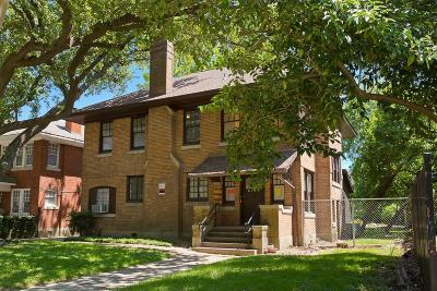 Houston Multi Family Home For Sale: 610 N Avondale Street #1-3