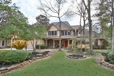 Spring Single Family Home For Sale: 171 N Taylor Point Drive