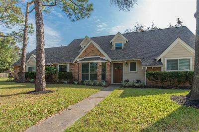 Houston Single Family Home For Sale: 1414 Oak Stream Drive