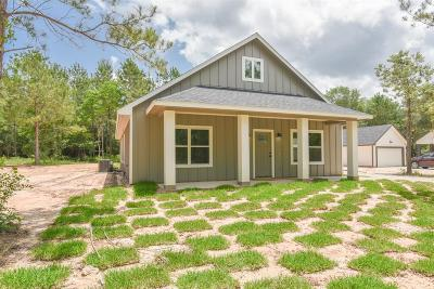 Waller Single Family Home For Sale: 6168 Clark Road