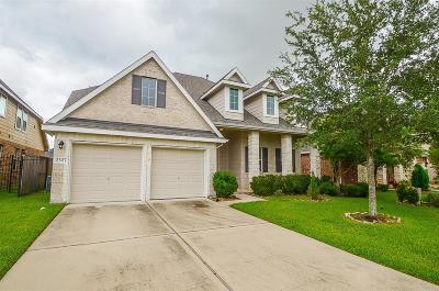 Missouri City Single Family Home For Sale: 2307 Alassio Isle Court