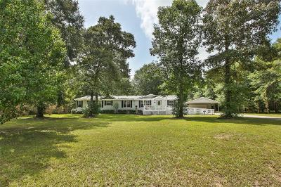 Conroe Single Family Home For Sale: 4010 Piney Meadow Drive