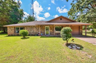 Shepherd Single Family Home For Sale: 381 Myrtie Drive