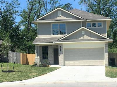 Sterling Ridge, Wdlnds Sterling Ridge Single Family Home For Sale: 209 Doe Run Drive