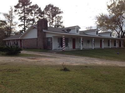 San Jacinto County Multi Family Home For Sale: 1910 Us Hwy 190 Highway