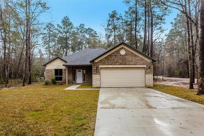 New Caney Single Family Home For Sale: 2730 Colosseum