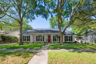Houston Single Family Home For Sale: 6222 Bayou Bridge Drive