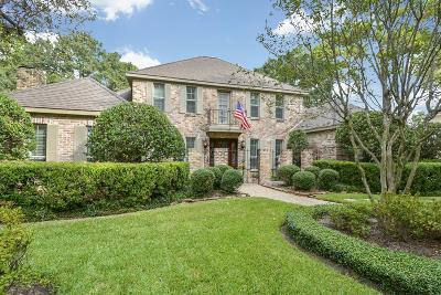 Houston Single Family Home For Sale: 5614 Court Of Lions Street
