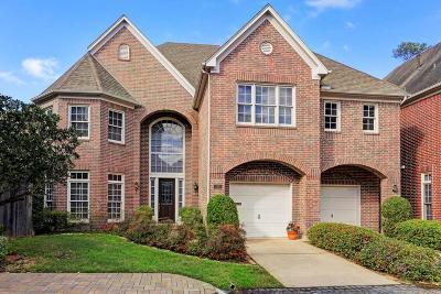 Houston Single Family Home For Sale: 110 N Wynden Estates Court