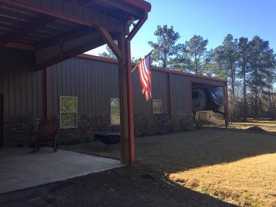 Montgomery Farm & Ranch For Sale: 26392 W Fm 1097 Road
