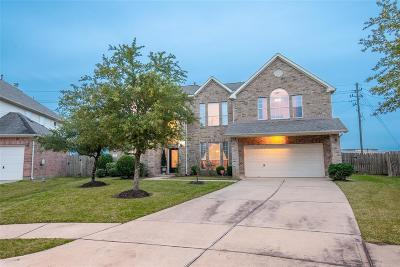 Richmond Single Family Home For Sale: 21723 Cozy Hollow Ln