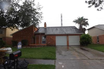 Houston TX Single Family Home For Sale: $161,900