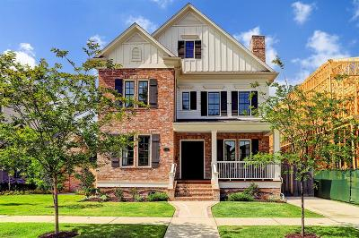 Houston Single Family Home For Sale: 717 E 8th Street